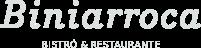 logo restaurante blanco